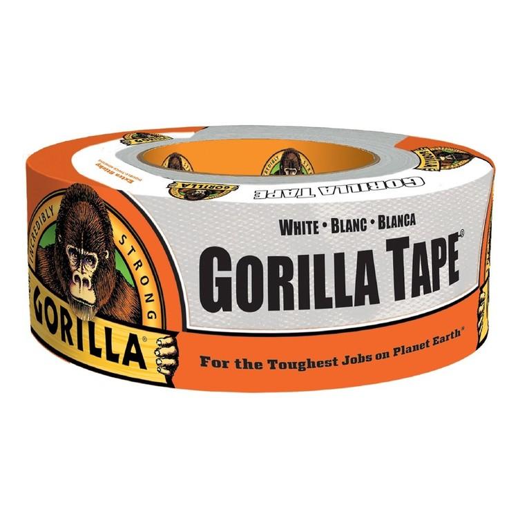 Gorilla White Tape