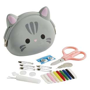 Silicone Sewing Kit Cat # 1