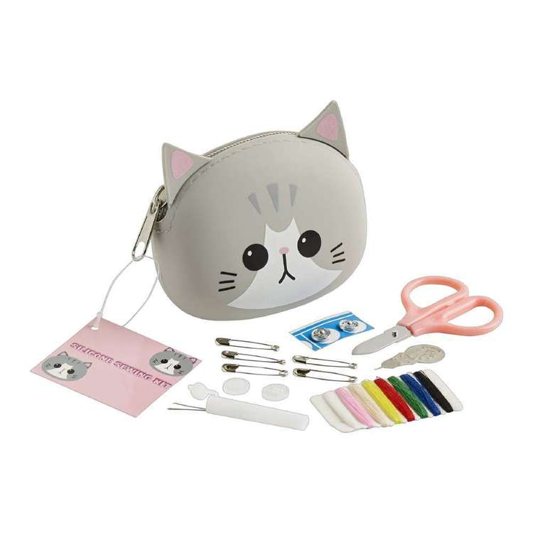 Silicone Sewing Kit Cat # 2