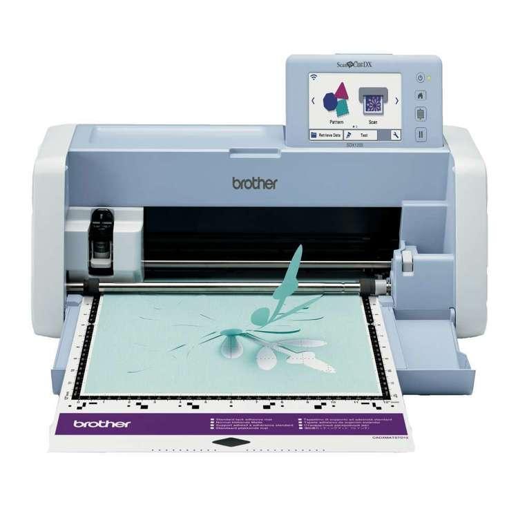 Brother Scan N Cut SDX1200 Machine