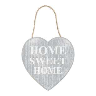 Living Space Sweet Home Wall Plaque
