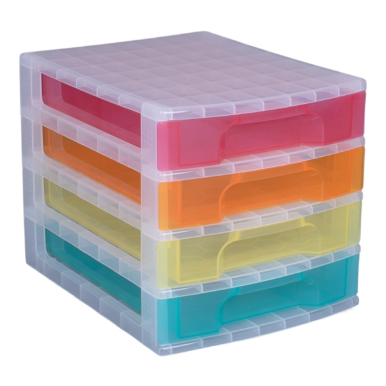 Really Useful Boxes Desktop Organiser Drawers