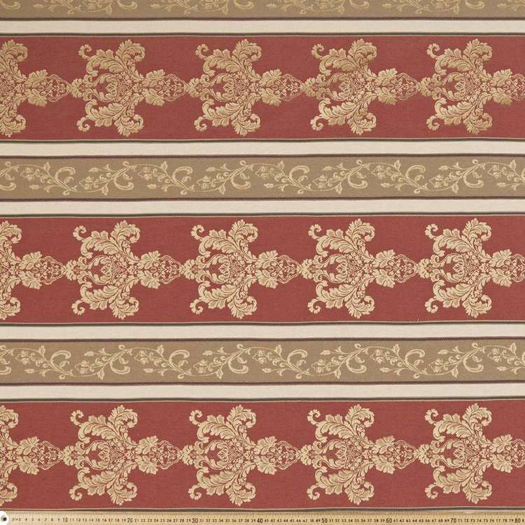 Cambridge Jacquard Uncoated Curtain Fabric
