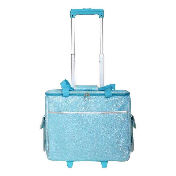 Semco Shiny Trolley Bag