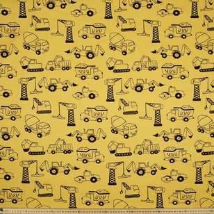 Dumpers Printed Cotton Poplin Fabric