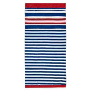 Logan & Mason Clifton Harbour Beach Towel