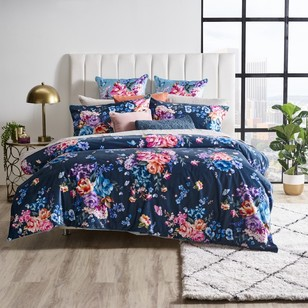 KOO Elite Agatha Velvet Quilt Cover Set