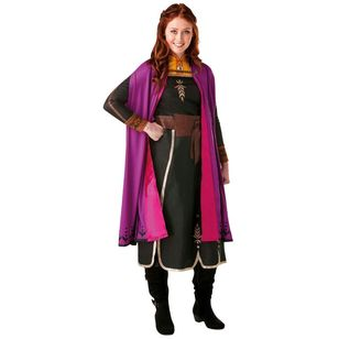 Disney Frozen 2 Anna Adult Costume