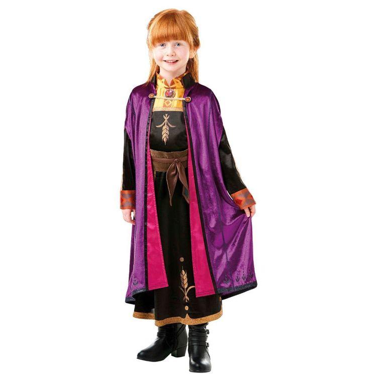 Disney Frozen 2 Anna Deluxe Kids Costume