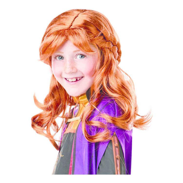 Disney Frozen 2 Anna Kids Wig