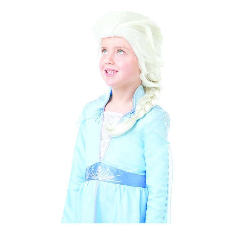 Disney Frozen 2 Elsa Kids Wig