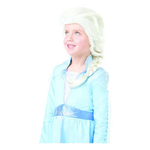 Disney Frozen 2 Elsa Kids Wig
