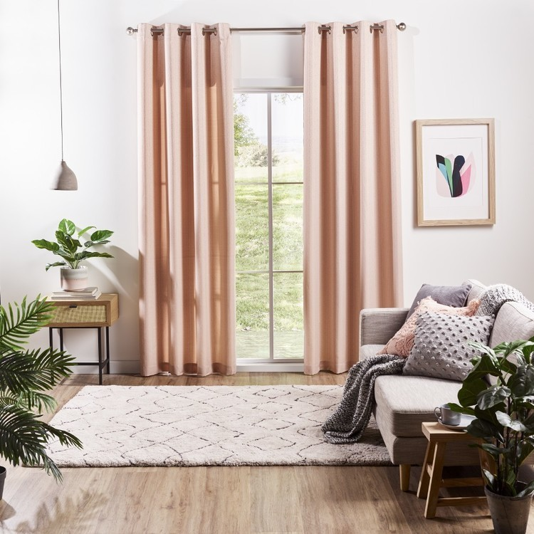 Love From Europe Collection Paris Eyelet Curtains