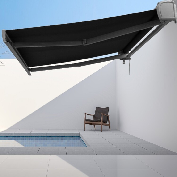 Windowshade Folding Arm Awning