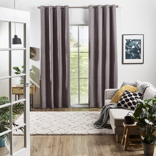 Love From Europe Collection Barcelona Eyelet Curtains