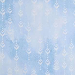Frozen Ditzy Kids Decorator Fabric