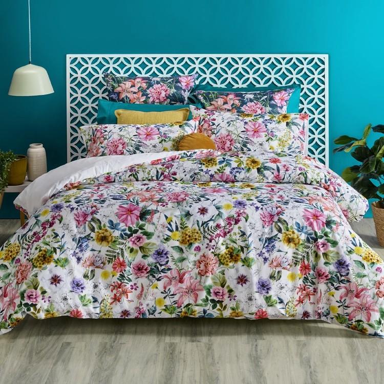 KOO English Garden Quilt Cover Set