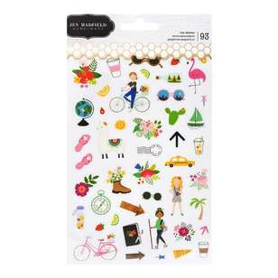 American Crafts Jen Hadfield Tiny Stickers