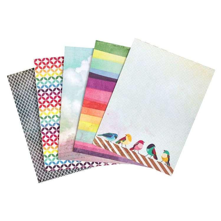 American Crafts Vicki Boutin 6 x 8 in Paper Pad