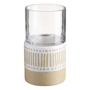 Ombre Home Weathered Coastal Candle Holder #3