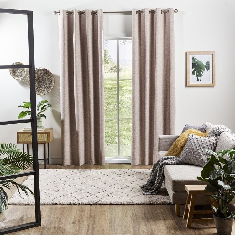 Love From Europe Collection Amsterdam Eyelet Curtains