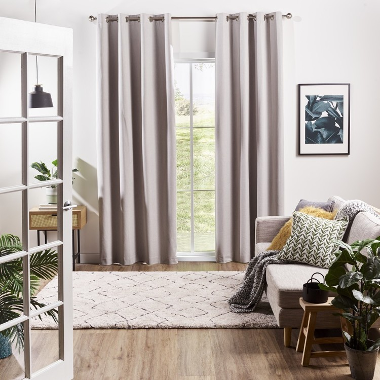 Love From Europe Collection Venice Eyelet Curtains