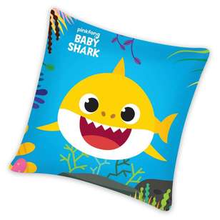 Baby Shark Square Cushion