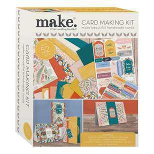 Make Summer Life Card Making Set