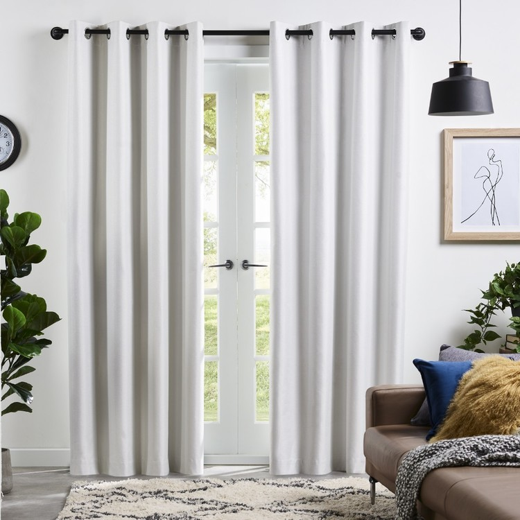 Gummerson Viva Blockout Eyelet Curtains