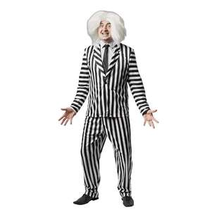 Party Creator Adult Striped Suit Costume