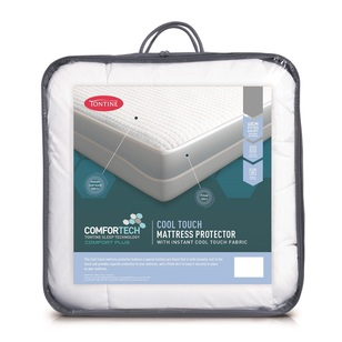 Tontine Comfortech Cool Touch Mattress Protector