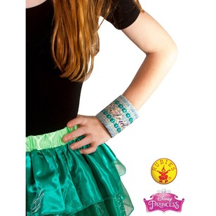 Disney Ariel Fabric Cuff Kids Costume
