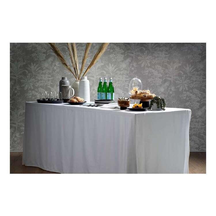Wam Platinum Trestle Dining Tablecloth