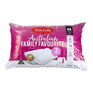 Tontine BCNA Pillow 2 Pack