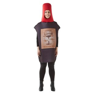 Spartys Wine Costume