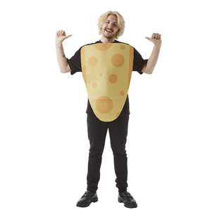 Spartys Cheese Costume