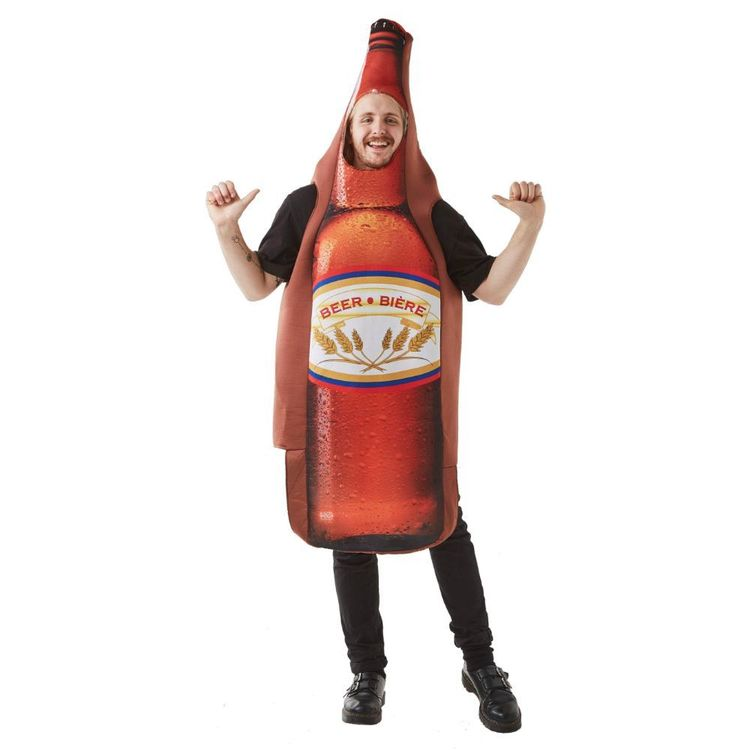 Spartys Beer Costume