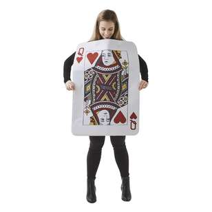 Spartys Poker Queen Costume