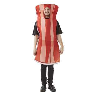 Spartys Bacon Strip Costume
