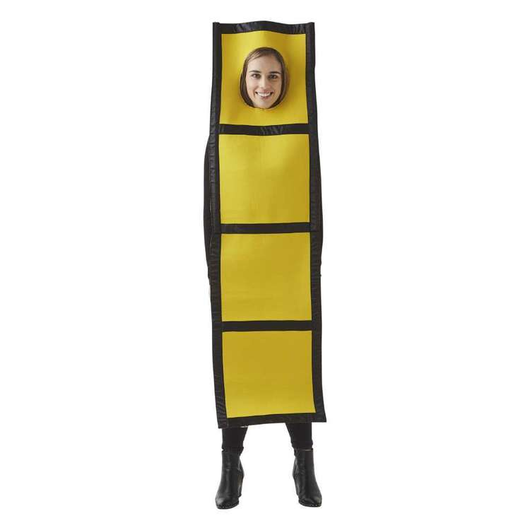 Spartys Tetris Costume