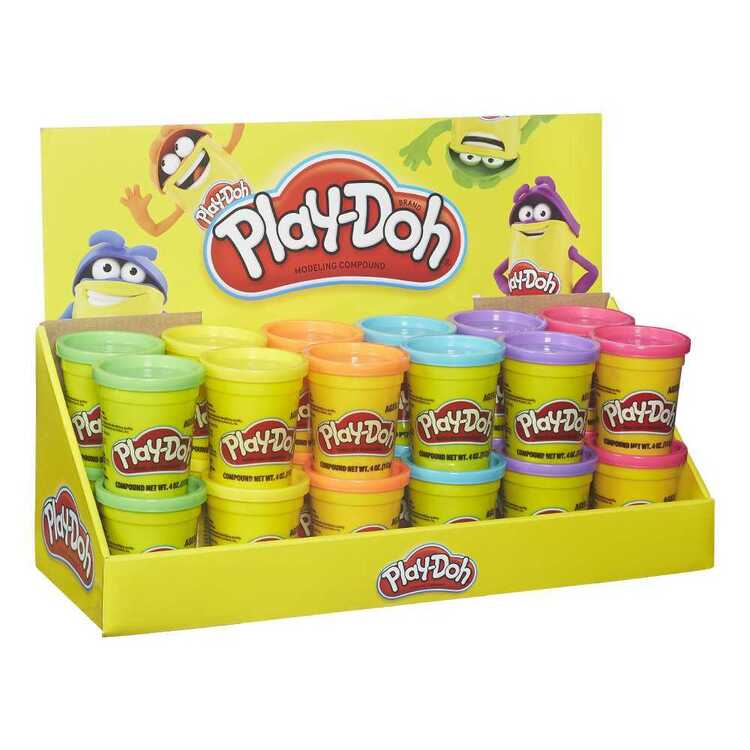 Playdoh Single Can Assorted Pack