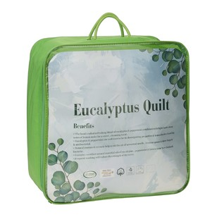 Living Space Eucalyptus Scented Quilt