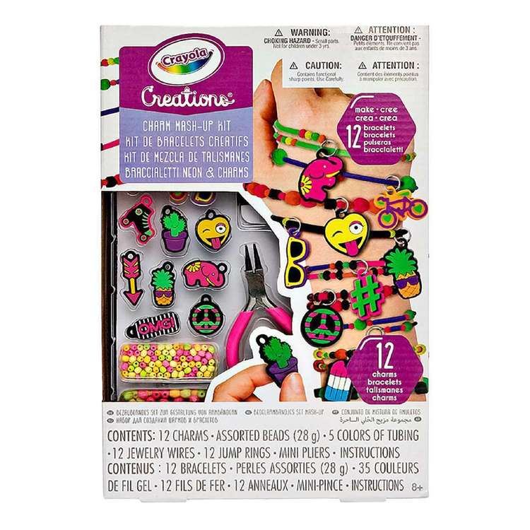 Crayola Creations Charm Mash Up Kit