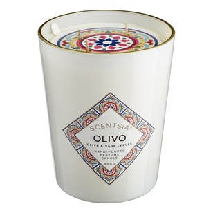 Scentsia European Holiday Olivio Large Candle