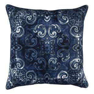Ombre Home Weathered Coastal Tile Cushion