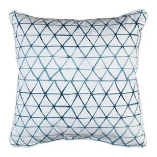 Ombre Home Weathered Coastal Lagoon Cushion