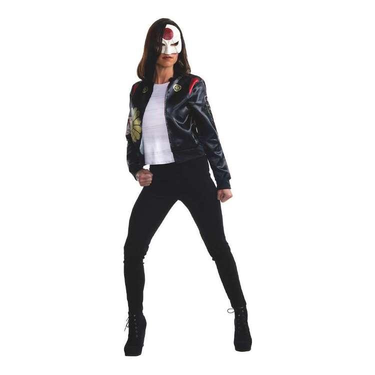 DC Comics Suicide Squad Katana Teen Costume Kit
