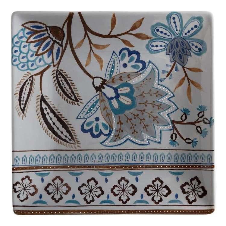 Casa Domani Lombardy Gift Boxed Square Platter
