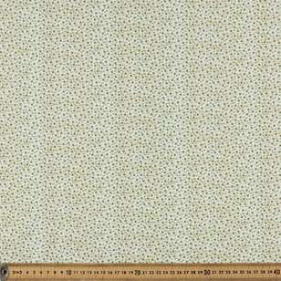 Washington St Studio Temperance Green Ditzy Cotton Fabric