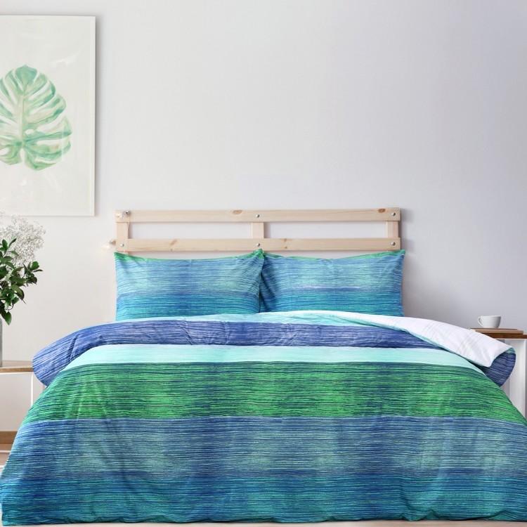 Brampton House Ocean Quilt Cover Set
